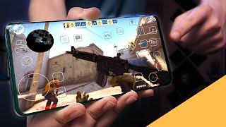 CS:GO и любые Steam игры на телефоне