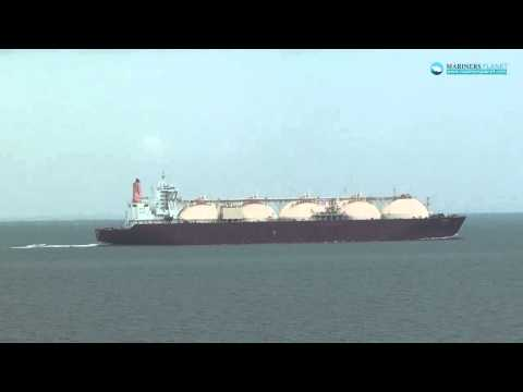 AL WAKRAH LNG TANKER SHIP FOR MERCHANT NAVY