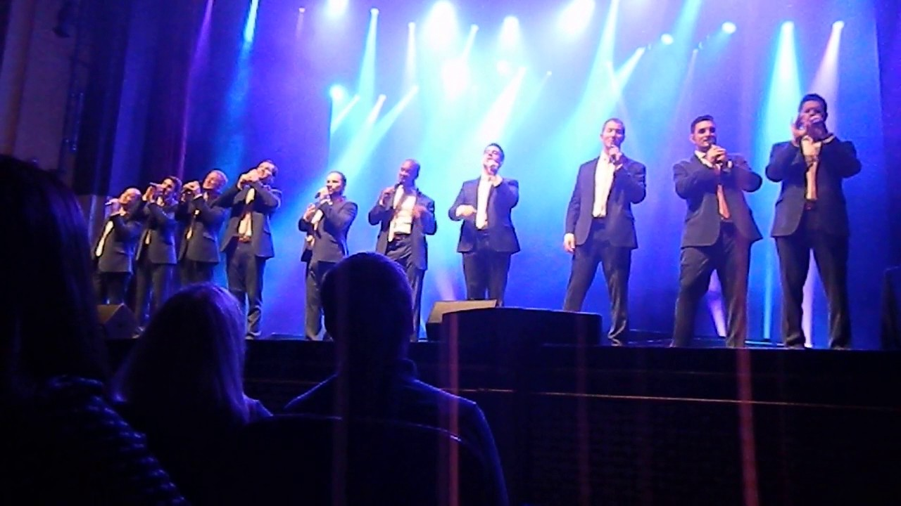 Straight No Chaser - 12 Days of Christmas (SNC Style) - YouTube