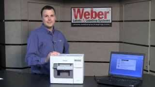 Epson C3500 GHS Label Printer