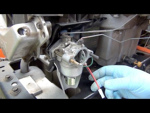How to fix the Kohler Solenoid Problem the Right Way