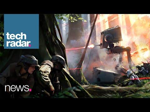 TechRadar Talks - Star Wars: Battlefront Has A Release Date