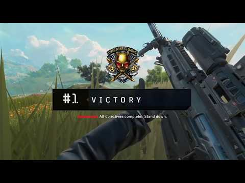 BO4 Blackout Win #4 [Ajax Specialist Unlock]