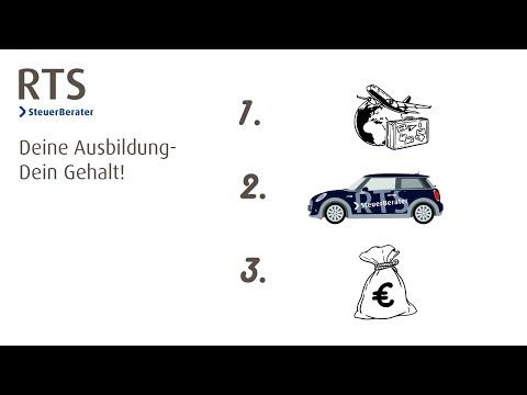 RTS Steuerberater Gehaltspakete Für Ausbildung Und Duales Studium