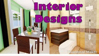 3D Interior design  and ideas| VMF CONSTRUCTION | Building Houses in the Philippines