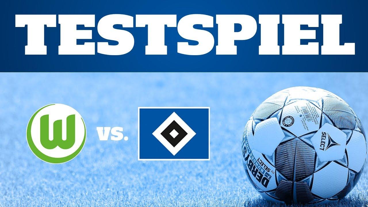 RELIVE: Testspiel VfL Wolfsburg vs. Hamburger SV