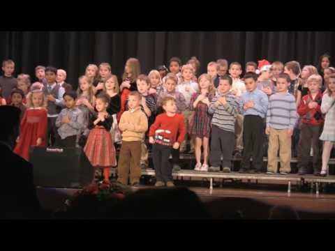 Bear Creek Community Charter School - Christmas Concert 12/6/2011 (HD)