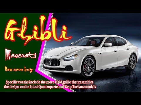 2018 Maserati Ghibli | 2018 Maserati Ghibli S Q4 | 2018 Maserati Ghibli Gran Lusso | New Cars Buy.