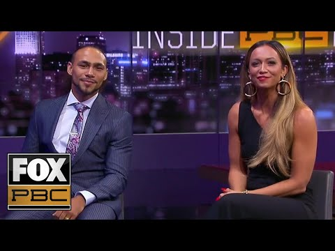 Keith Thurman breaks down previous Manny Pacquiao fight with Kate Abdo | INSIDE PBC BOXING