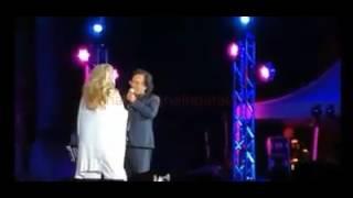 AlBano e Romina Power  concerto a Taormina