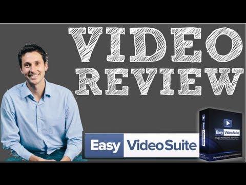 Easy Video Suite REVIEW (EVS Tutorial #1)