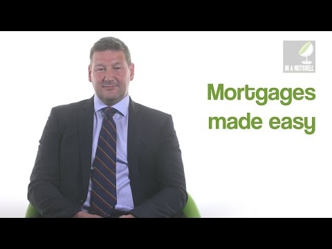 Mortgages and commercial mortgage made easy - In a nutshell