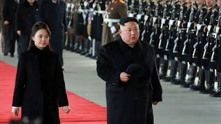 North Korea's Kim Jong-Un makes surprise visit to China