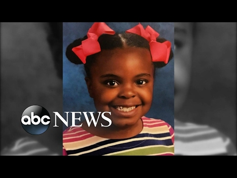 Manhunt in Houston for shooter who killed little girl riding in car with her mother