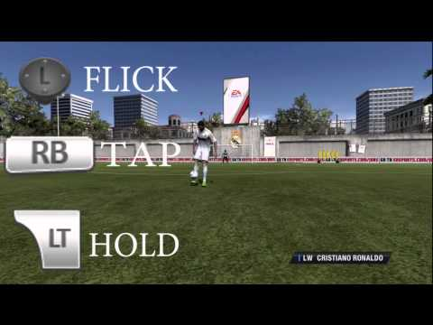 How To Bicycle Kick In FIFA 13 (Tutorial) HD