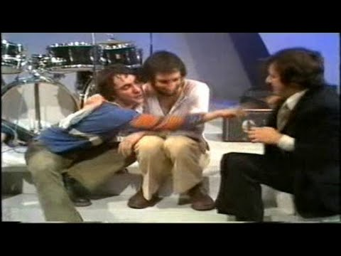 TV Hell -  The Who on the Russel Harty show