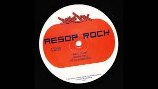 Aesop Rock - Boombox (Instrumental)