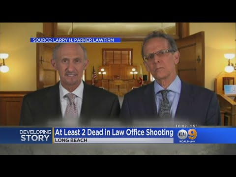 2 Dead, Including Shooter, At Law Firm Rampage - YouTube