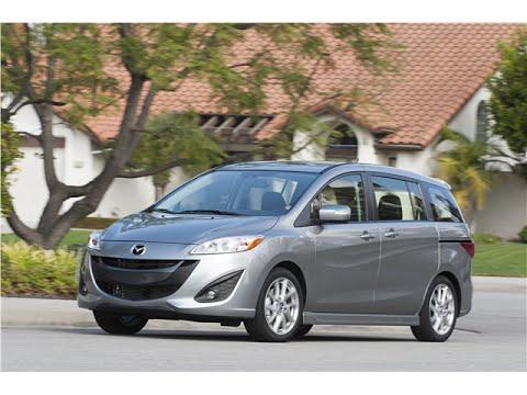Mazda Mazda5 2016 Car Review