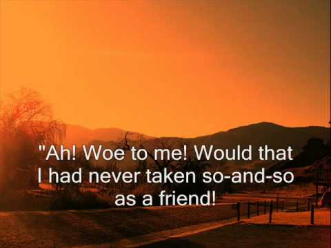 2.African Recitation (Sound-A-Like Ahmad Sulaiman) Surah Al-Furqan 21 - 32