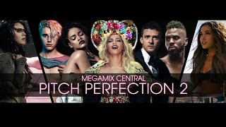 PITCH PERFECTION 2.0 - 30+ Songs Mashup by Megamix Central