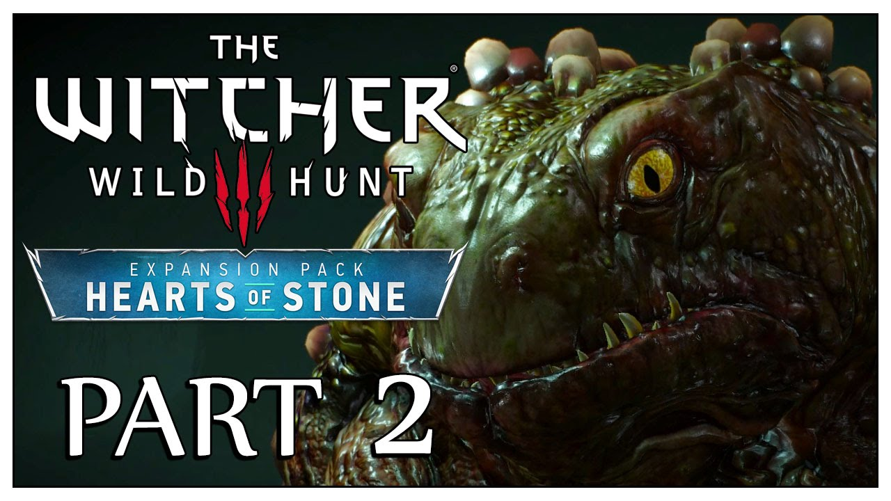 Witcher 3 toad prince