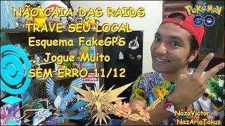 Fly Fake GPS JoyStick para POKEMON GO NÃO CAIA DAS RAID TRAVE SEU LOCAL ANDROID 5 6 7 8 FUNCIONANDO