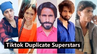 Duplicate of Bollywood Actors Musically TikTok Deepika Ranveer Alia Amitabh Shahid