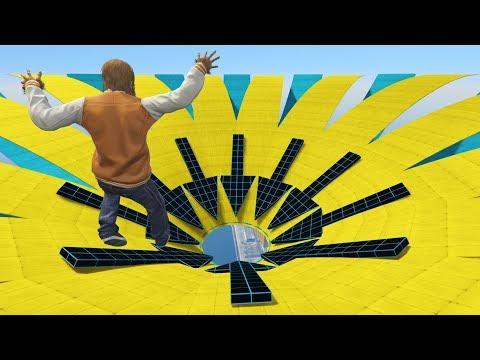 ENTRA AQUI CON LA BESTIA!! - CARRERA GTA V ONLINE - GTA 5 ONLINE thumbnail