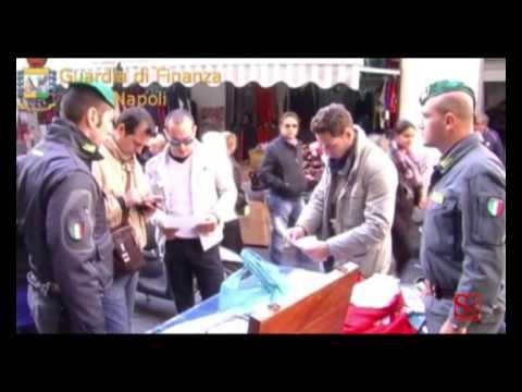 Napoli - La Guardia di Finanza illustra il bilancio 2012 (12.02.13)