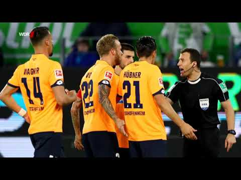 DFB Schiedsrichter: Zur Verschwiegenheit verpflichtet | sport inside | WDR