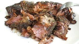 Roast Beef -  Easy Slow Cooker Recipe - PoorMansGourmet