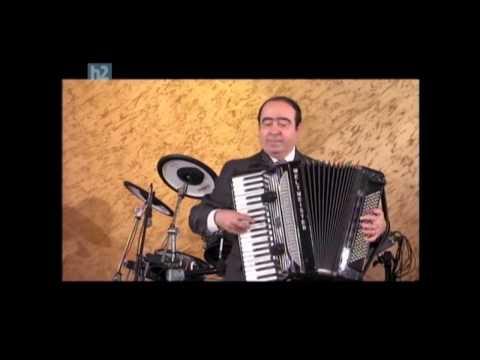 Армянский Аккордеонист Артём Арутюнян - Арабская Мелодия