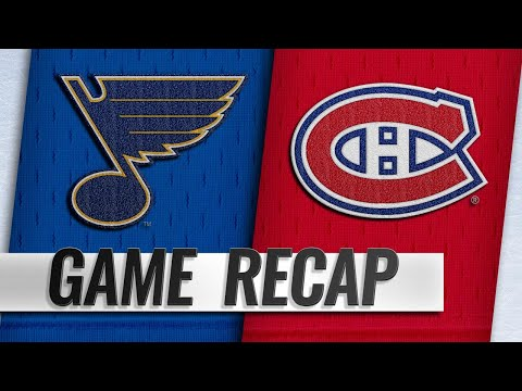 Gallagher's late goal lifts Canadiens to 3-2 victory