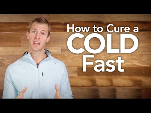 How to Cure a Cold Fast
