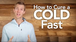 How to Kick a Cold Fast | Dr. Josh Axe