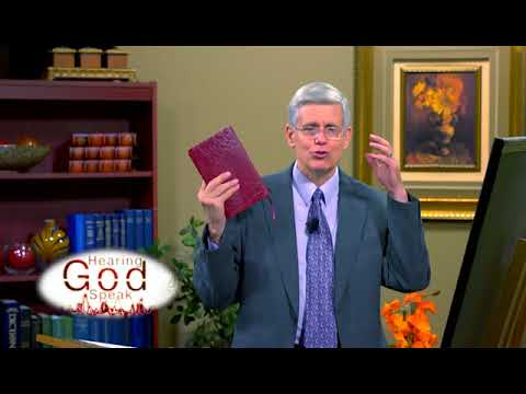 Hearing God Speak: The Church (Part 11) Qualifications of an Elder Part 2 - Episode 098