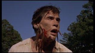 恐怖食肉虫夜袭整个村庄,最后只有男主活了下来