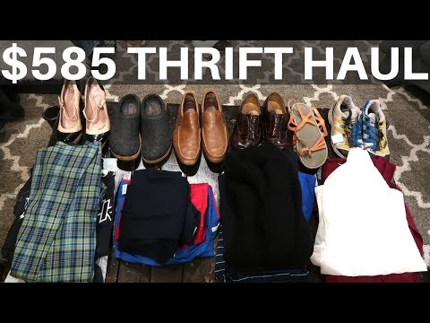 20 items $585 - Goodwill & Salvation Army Thrift Haul - Tommy Hilfiger Harley-Davidson | Ralli Roots