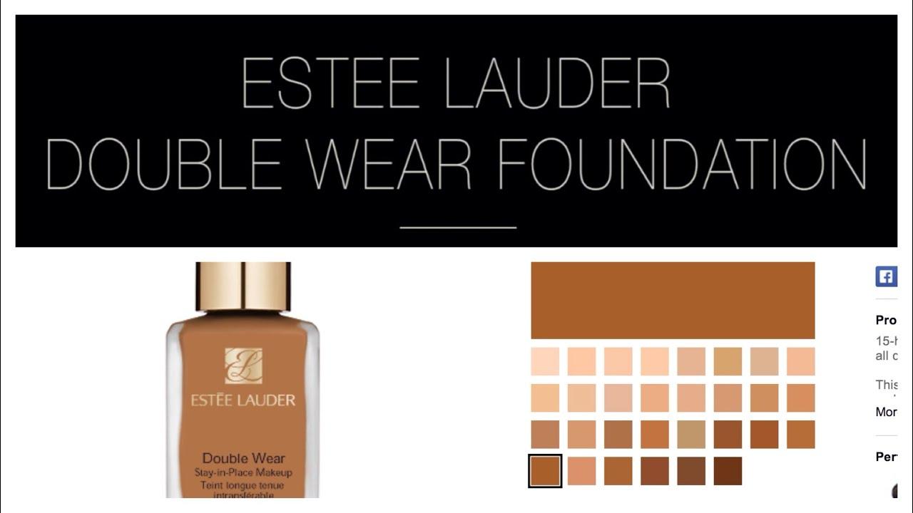 168 estee lauder double wear foundation youtube. Black Bedroom Furniture Sets. Home Design Ideas