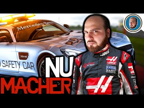 Safety Car al primo giro! Nu parte quinto con la Haas! | Carriera F1 2016 GoPro Thrustmaster F1