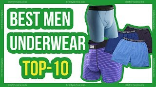 Top 10: Best men underwear 2018 | #Underwear