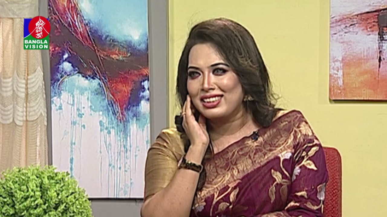 Din Protidin   Adhora Jahan   Barish Haque   Khairul Babui   24 June 2021   Banglavision Program