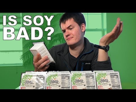 Is Soy BAD For You?! Cancer, Isoflavones, GMOs, & More! (23 Scientific Studies Explained)