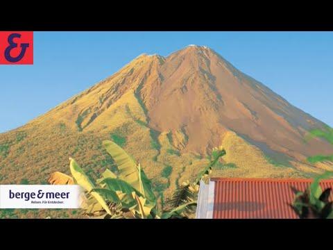 Reise-Video Costa Rica | Berge & Meer