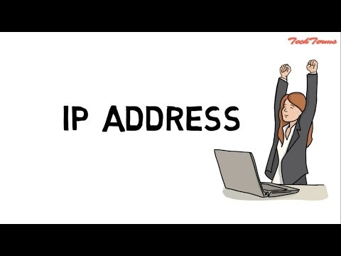What Is IP Address And Types Of IP Address - IPv4  And IPv6 | TechTerms