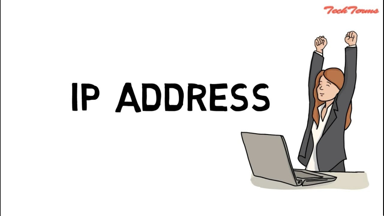 Download What is IP address and types of IP address - IPv4  and IPv6 | TechTerms