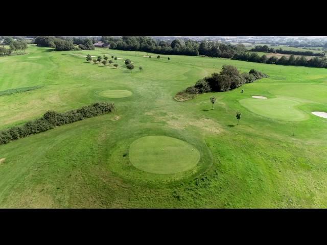 Hul 12 • Aabenraa Golfklub