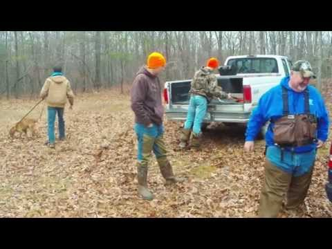 2014 National Sporting Dog TN State Squirrel Hunt