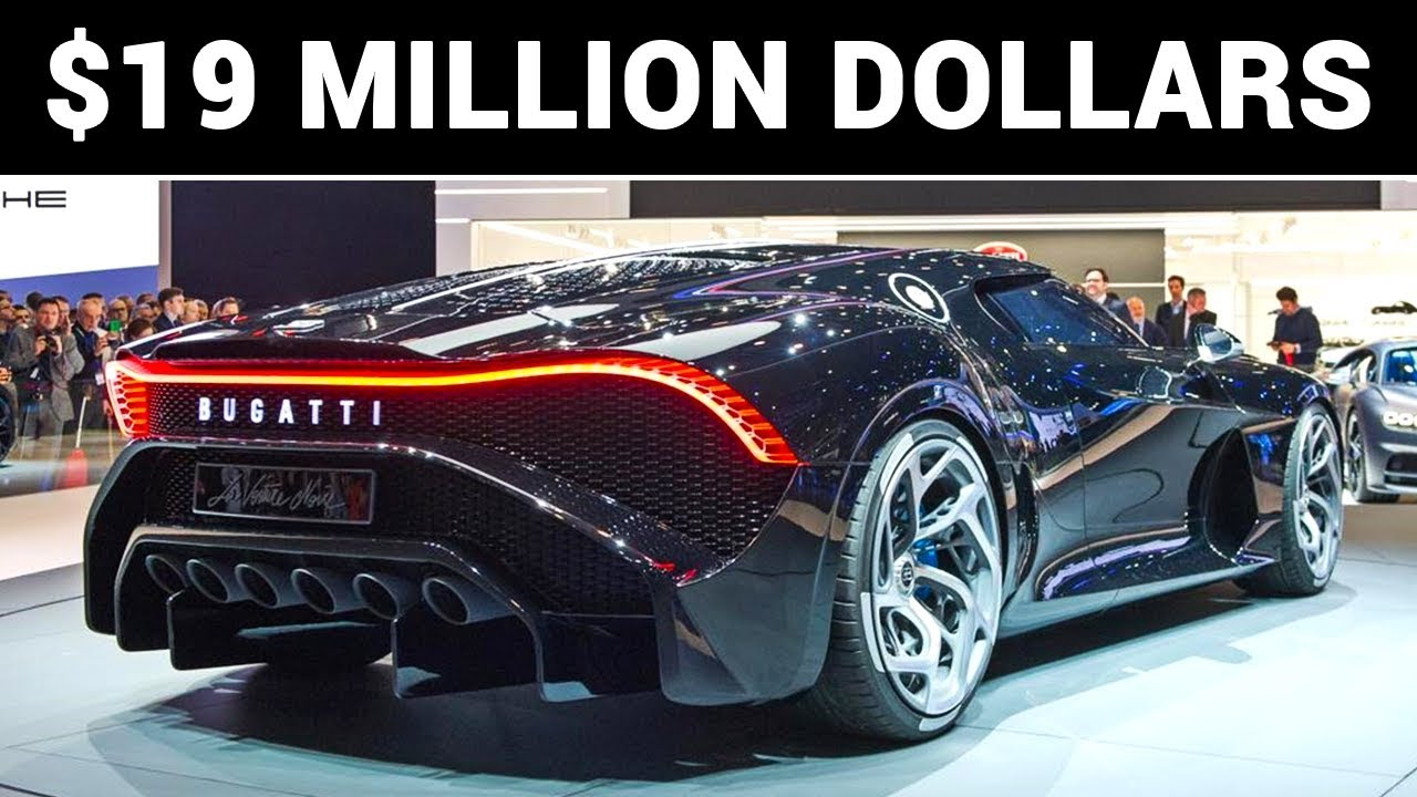 world 39 s most expensive car bugatti la voiture noire youtube. Black Bedroom Furniture Sets. Home Design Ideas